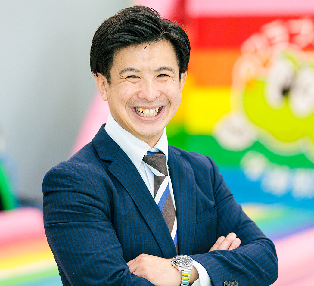 ネイス株式会社 代表取締役 南 友介