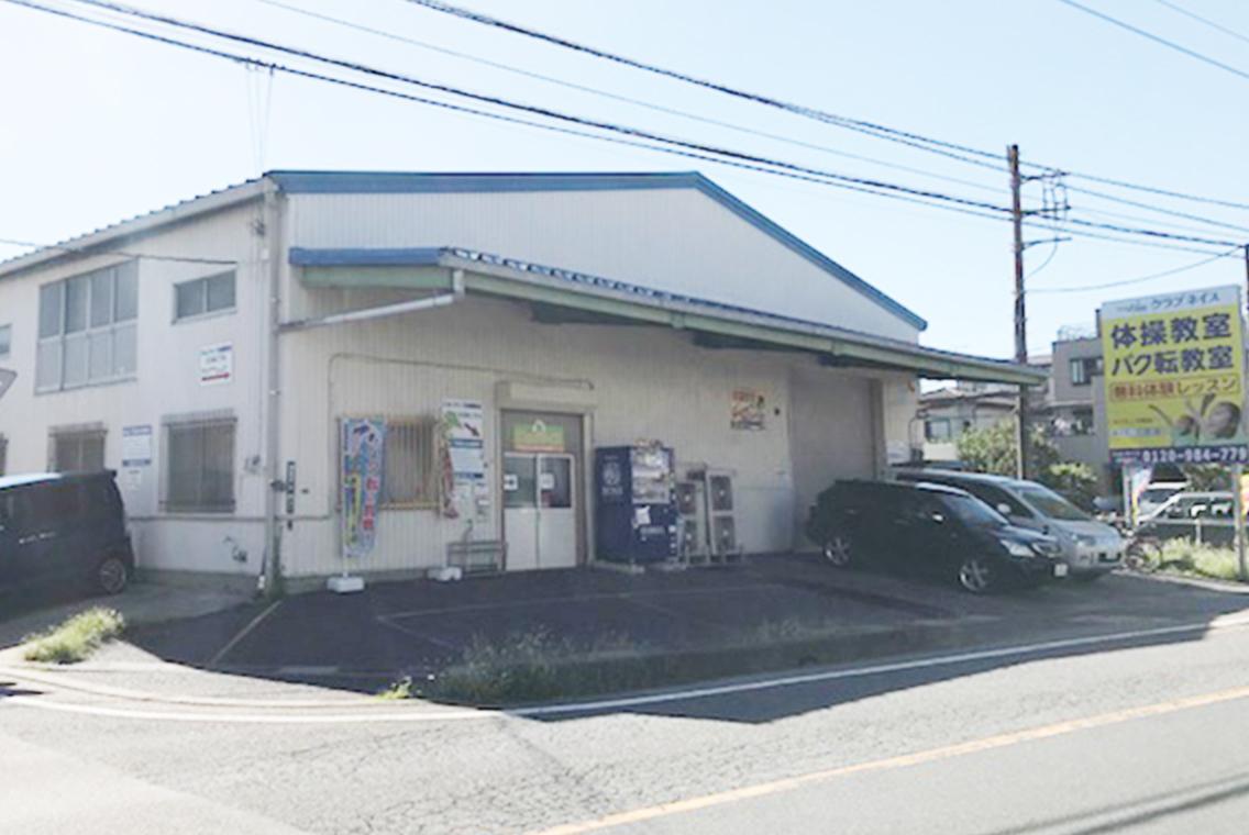 東川口店の外観